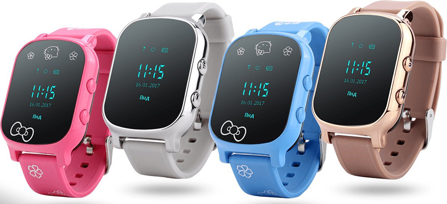f1109550b10a УМНЫЕ ДЕТСКИЕ ЧАСЫ С GPS SMART BABY WATCH T58 – купить в Телемагазине